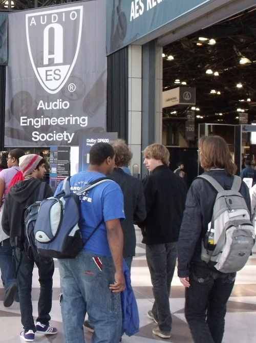 AES2009Entrance